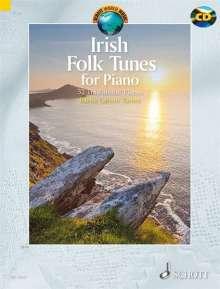 Barrie Carson Turner: Irish Folk Tunes for Piano, Noten