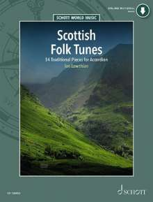 Scottish Folk Tunes, Noten