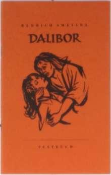 Bedrich Smetana (1824-1884): Dalibor, Noten