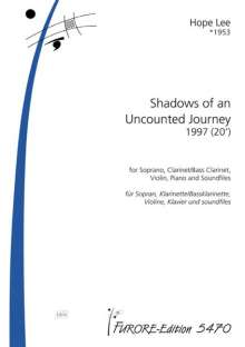 Hope Lee: Shadows of an uncounted journey (1997), Noten