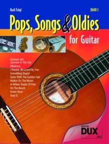 Rudi Trögl: Pops Songs & Oldies 3, Noten