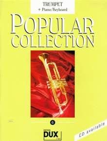 Arturo Himmer: Popular Collection, Trumpet + Piano/Keyboard. Vol.6, Noten