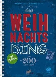Bernhard Bitzel: Das Weihnachts Ding, Noten