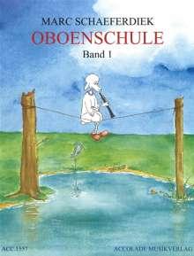 Marc Schaeferdiek: Oboenschule Band 1, Noten
