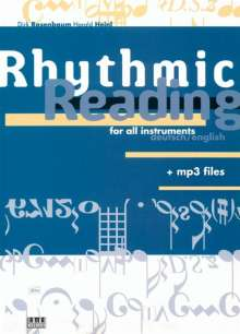 Dirk Rosenbaum: Rhythmic Reading, Noten