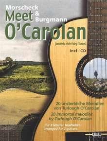 Morscheck & Burgmann: Morscheck & Burgmann meet O'Carolan, Noten