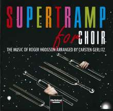 Supertramp For Choir: The Music Of Roger Hodgson, CD-ROM