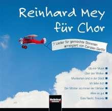 Carsten Gerlitz: Reinhard Mey für Chor: Sieben Lieder für gemischte Stimmen, CD