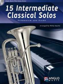 15 Intermediate Classical Solos (2014), Noten