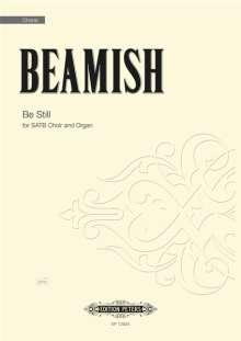 Sally Beamish: Be Still Satborgan, Noten
