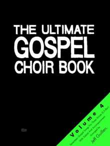 The Ultimate Gospel Choir Book 4, Buch