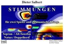 Dieter Salbert: Stimmungen, Noten