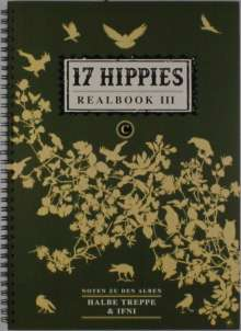 17 Hippies: 17 Hippies Realbook III, Noten