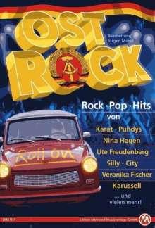 Jürgen Moser: Ost Rock, Buch