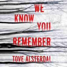 Tove Alsterdal: We Know You Remember, MP3-CD