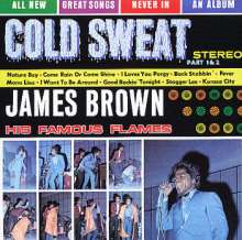 James Brown: Cold Sweat, LP