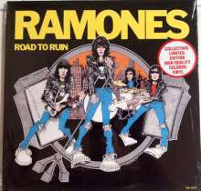 Ramones: Road To Ruin (Limited-Edition) (Colored Vinyl), LP