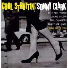 Sonny Clark (1931-1963): Cool Struttin', LP