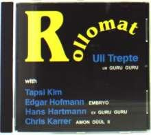 Uli Trepte: Rollomat, CD