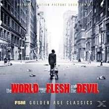 Miklos Rozsa (1907-1995): Filmmusik: The World, The Flesh & The Devil, CD