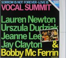 Vocal Summit: Sorrow Is Not Forever - Love Is (Live At The The New Jazz Meeting Baden-Baden), LP