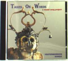 Uli Trepte: Takes On Words, CD