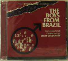 Jerry Goldsmith (1929-2004): Filmmusik: The Boys From Brazil, 2 CDs