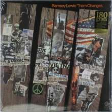 Ramsey Lewis (geb. 1935): Them Changes (180g) (Limited Edition), LP