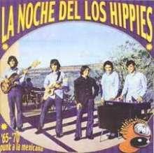 La Noche Del Los Hippies: '65-'70 Punk A La Mexicana, CD