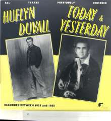 Huelyn Duvall: Today & Yesterday, LP