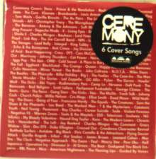Ceremony: Covers EP (Limited Edition), CD