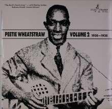 Peetie Wheatstraw: Vol. 2:  1930 - 1938, LP