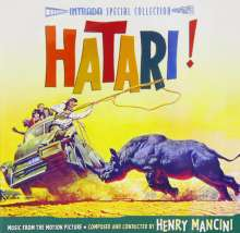 Henry Mancini (1924-1994): Filmmusik: Hatari!, CD
