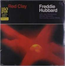 Freddie Hubbard (1938-2008): Red Clay (180g) (Limited Edition), LP