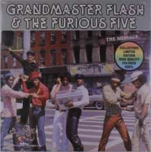 Grandmaster Flash: The Message, LP