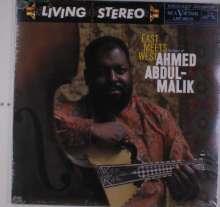 Ahmed Abdul-Malik: East Meets West, LP