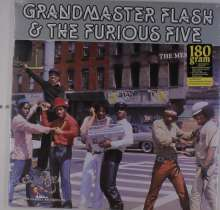 Grandmaster Flash & The Furious Five: The Message (180g), LP