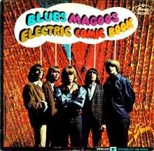 Blues Magoos: Electric Comic Book, LP