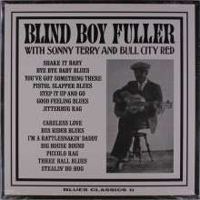 Blind Boy Fuller: With Sonny Terry And Bull City Red, LP