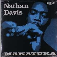 Nathan Davis (1937-2018): Makatuka, LP