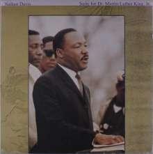 Nathan Davis: Suite For Dr. Martin Luther King, Jr., LP