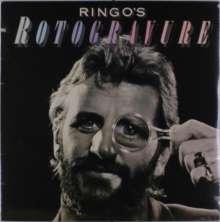 Ringo Starr: Ringo's Rotogravure, LP
