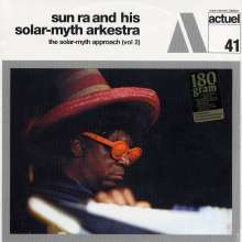 Sun Ra (1914-1993): The Solar-Myth Approach Vol.2 (180g) (Limited Edition), LP
