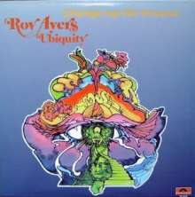 Roy Ayers (geb. 1940): Change Up The Groove, LP