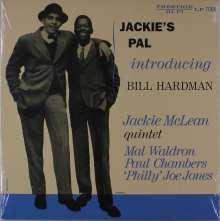 Jackie McLean (1931-2006): Jackie's Pal, LP