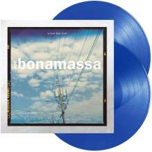 Joe Bonamassa: A New Day Now (20th Anniversary) (180g) (Limited Edition) (Blue Transparent Vinyl)