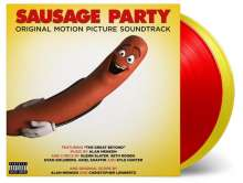LP Filmmusik »Sausage Party«