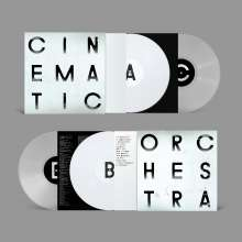 The Cinematic Orchestra: To Believe (Limited-Edition) (180g) (White + Clear Vinyl)