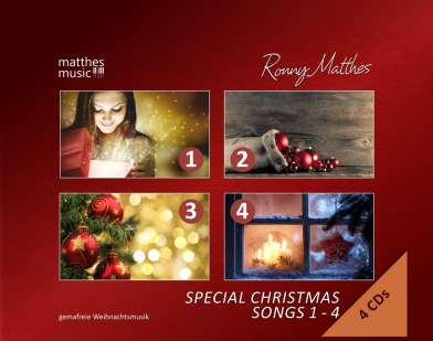Die Schönsten Weihnachtslieder Englisch.Matthesmusic Verlag Für Gema Freie Musik