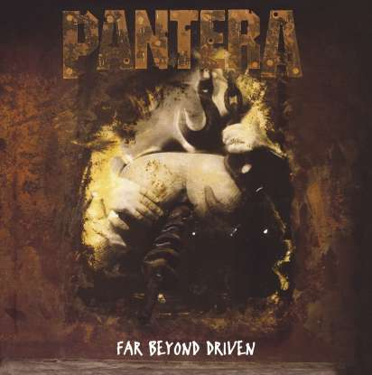 Pantera Far Beyond Driven 20th Anniversary Edition 180g 2 Lps